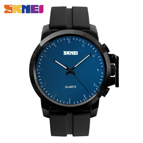 Men's Quartz Watch with Waterproof-Dee SuSu-Blue-Dee SuSu