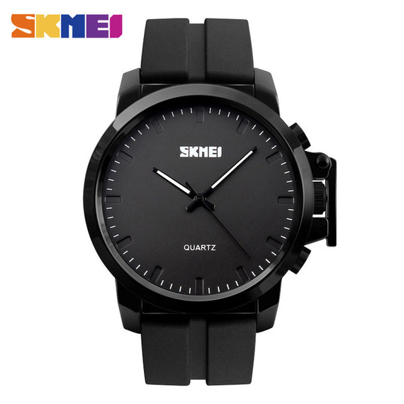 Men's Quartz Watch with Waterproof-Dee SuSu-Black-Dee SuSu