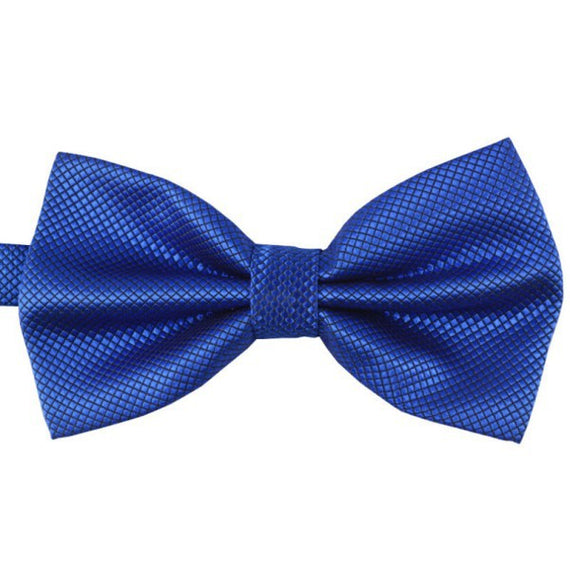 Men's Classic Fashion Bow Tie-Dee SuSu-Royal blue-Dee SuSu