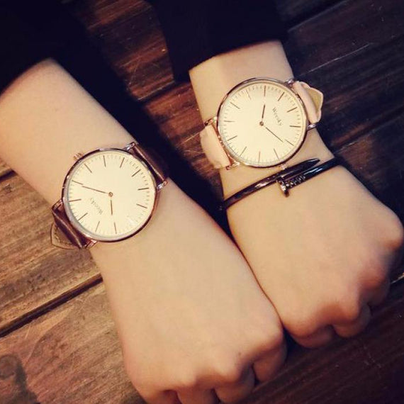 Oversized Boyfriend Watch-Dee SuSu-Dee SuSu