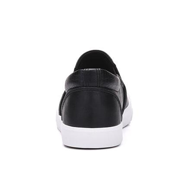 High Quality Soft Leather Slip on Loafers-Dee SuSu-Dee SuSu