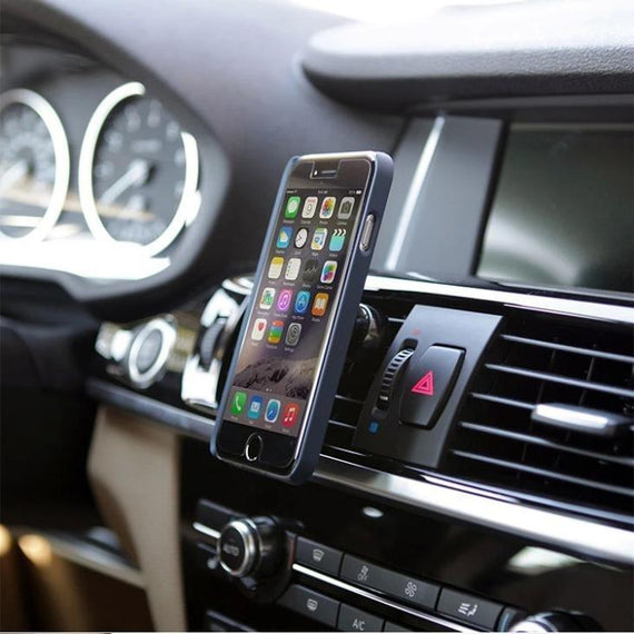 360 Degree Universal Car Magnetic Air Vent Mount Phone Holder-Dee SuSu-Dee SuSu