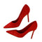 Pointed Toe High Heels-shoes-Dee SuSu-red-3.5-Dee SuSu
