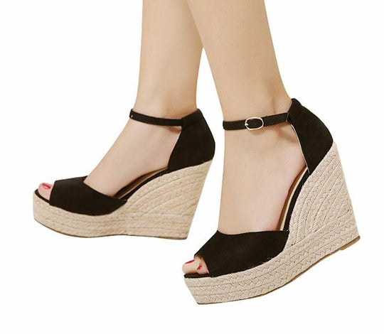 Wedge Espadrilles-shoes-Dee SuSu-Dee SuSu