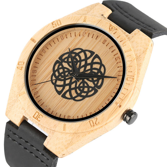 Handmade Wooden Watch For Men-Dee SuSu-Dee SuSu