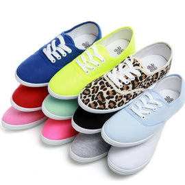 Canvas Sneakers-Dee SuSu-Dee SuSu