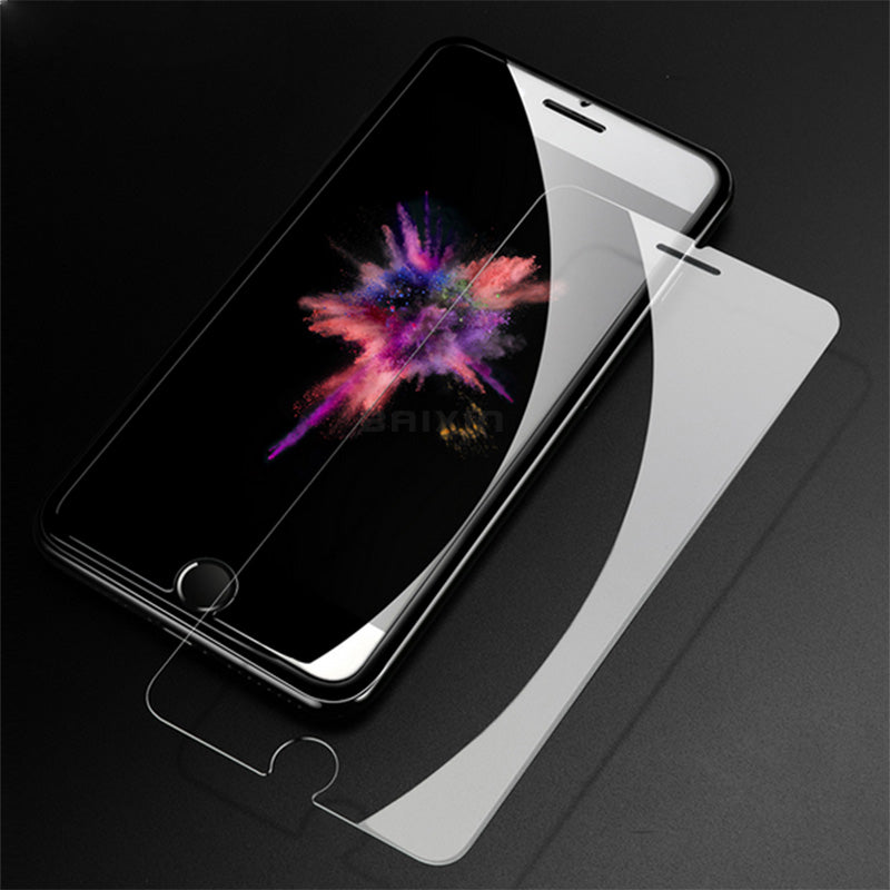 Tempered screen protector glass For iphone X 8 4s 5 5s 5c SE 6 6s plus 7 plus-Dee SuSu-Dee SuSu