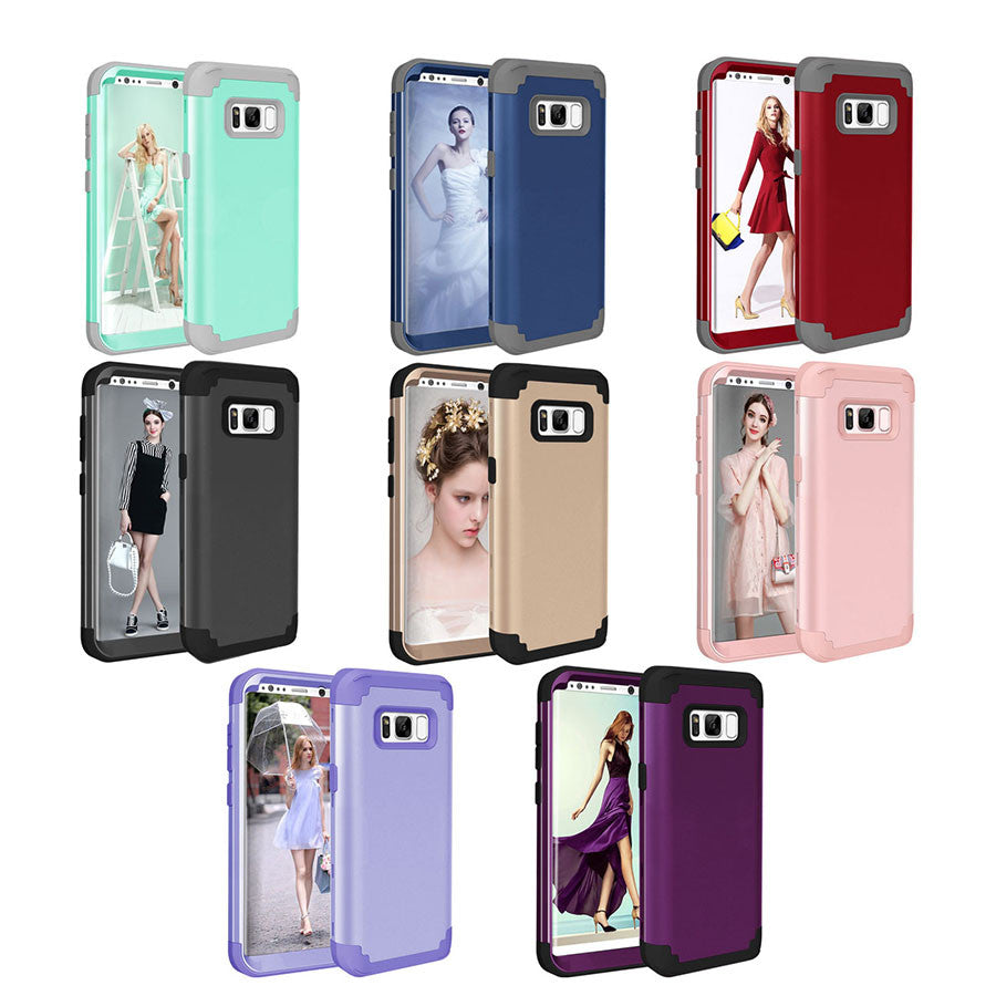 Shockproof Full Body Protective Cover Phone Cases For Samsung-Dee SuSu-Dee SuSu