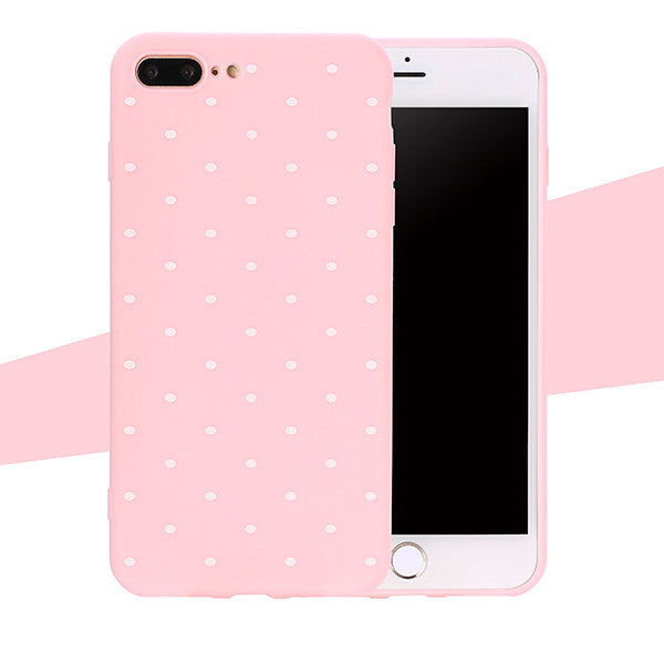 Ultra thin Soft Back Cover For iphone 8 8 Plus Fitted Case-Dee SuSu-Pink-For iphone 5 5s SE-Dee SuSu