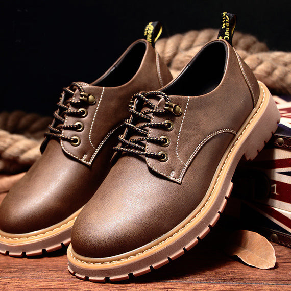 Classic Luxury Waterproof Leather Shoes-Dee SuSu-Dee SuSu