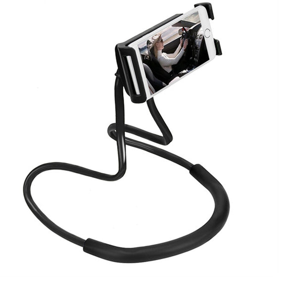 Bendable 360 Degree Rotation Mobile Stand & Selfie Stick-Dee SuSu-Dee SuSu