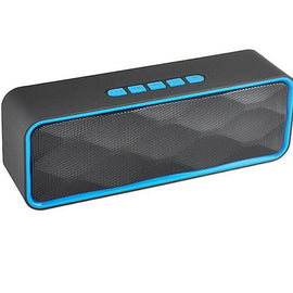 Rechargeable Wireless Bluetooth Speaker-Dee SuSu-Dee SuSu