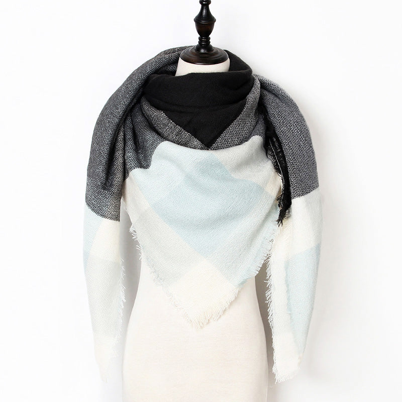 Warm Casual Winter Scarf For Women-Dee SuSu-Dee SuSu