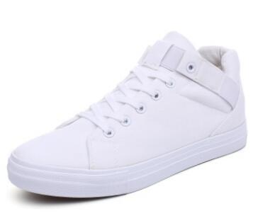 Flat Breathable Casual Canvas Shoes-Dee SuSu-white-7-Dee SuSu