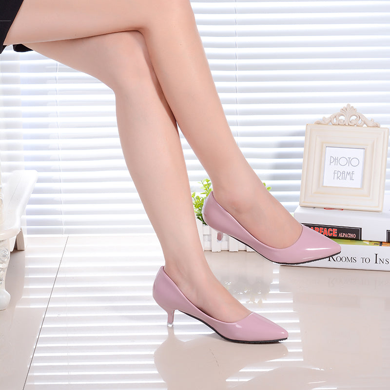New Fashion thin classic high heels pumps-Dee SuSu-Dee SuSu