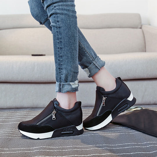 Thick Bottom Platform Sneakers Shoes