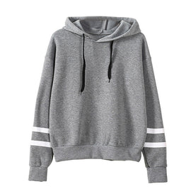 Women's Long Sleeve Hooded Pullover