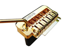 Babicz Full Contact Hardware 2-Point Tremolo for S-Style Guitar, Gold