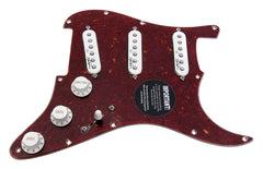 920D Loaded Pickguard Stratocaster Strat Jimi Hendrix Duncan 5-Way TO/WH