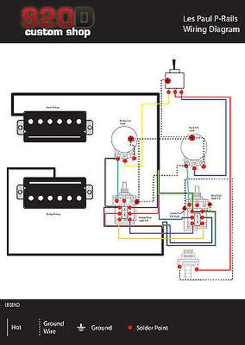 Pleasant Wiring Diagram For All Seymour Duncan Humbucker Pickup Share The Wiring Digital Resources Attrlexorcompassionincorg