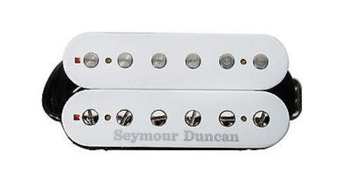 Seymour Duncan 11103-13-W TB-4 JB Trembucker Bridge Pickup, White