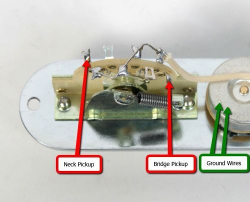 920d fender telecaster tele brent mason style 3 w control plate tele 3-way switch wiring 920d fender telecaster tele brent mason style 3 w control plate, black crl cts