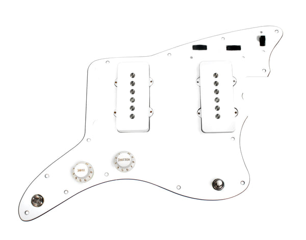 920D Custom Shop Fender Jazzmaster Loaded Pickguard Duncan