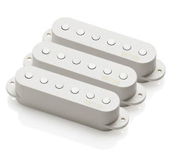 EMG-SAV Set Strat Replacement Pickup Set - White