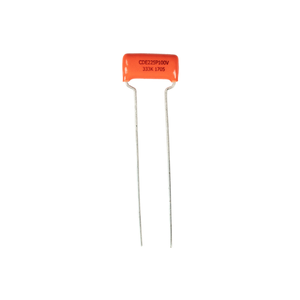 920D Custom .033F Orange Drop, Polypropylene Film/Foil Capacitor