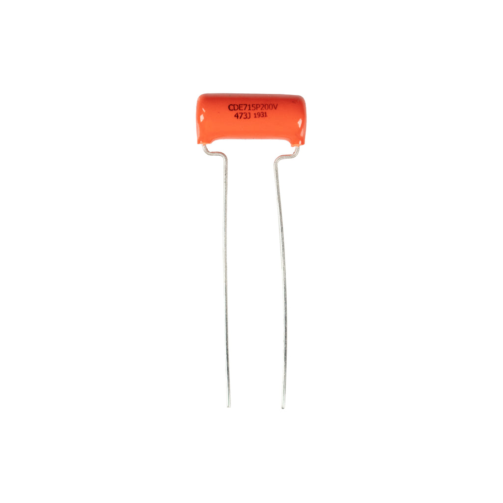 920D Custom .047F Orange Drop, Polypropylene Film/Foil Capacitor