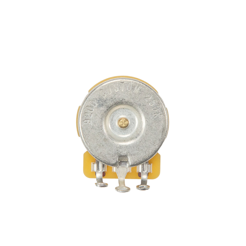 920D Custom CTS 450G Series 250K Potentiometer, Solid Shaft (1/4