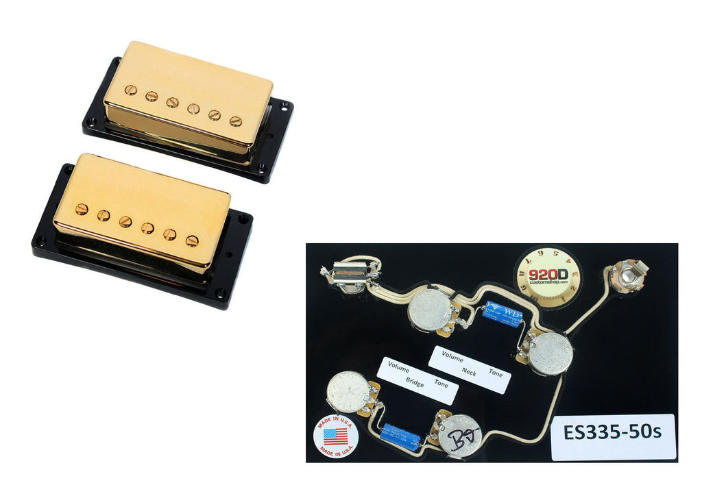 59 Vintage Blues Humbucker