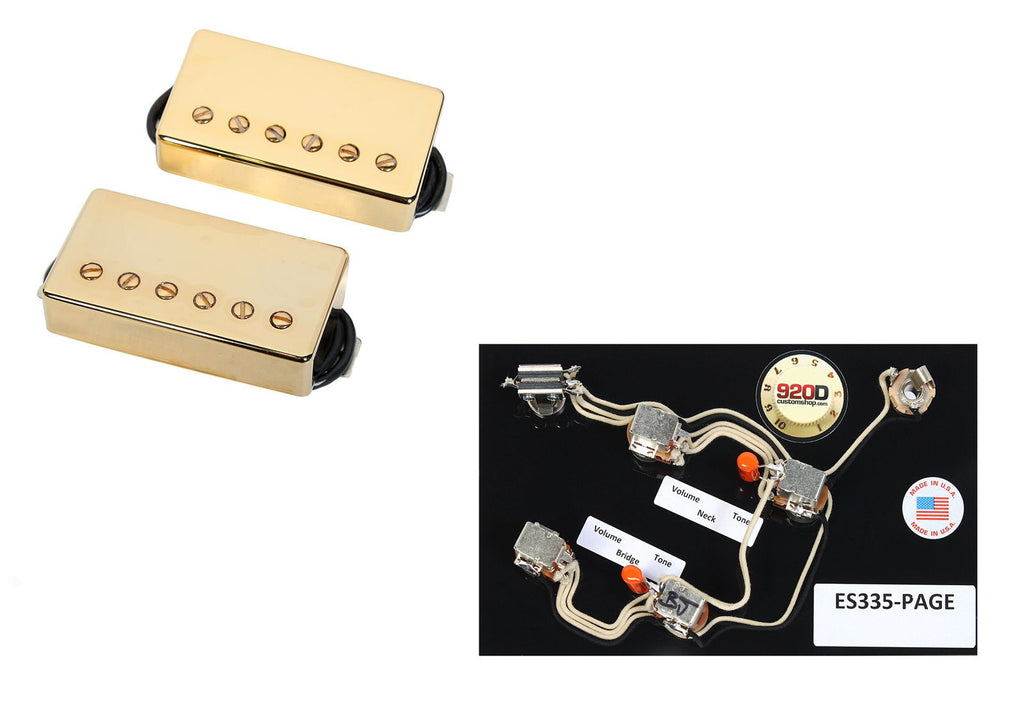 Duncan Hot Rodded Humbucker Pickup