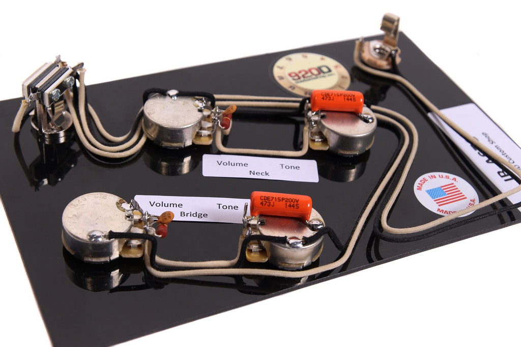 920D Custom IB-AS73 Upgraded Modern Wiring Harness for ... on