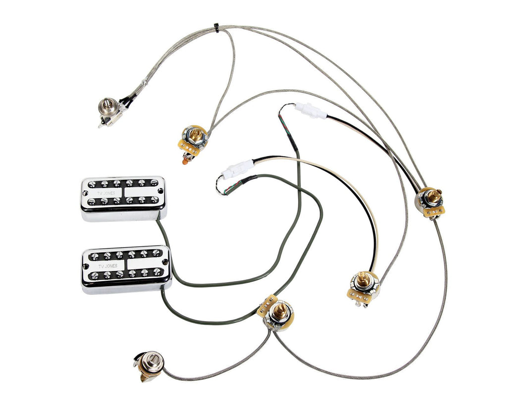 pickups   wiring harnesses  u2013 920d custom