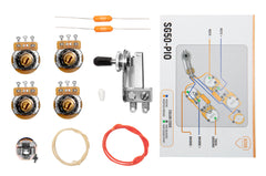 920D Custom SG50-PIO-KIT Upgraded Wiring Kit for Gibson SG and Epiphone Guitars