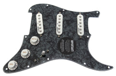 920D Loaded Pickguard Stratocaster Strat Jimi Hendrix Duncan 5-Way BP/WH
