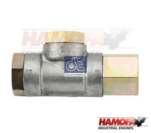 MERCEDES 2-WAY VALVE 0034294644 NEW