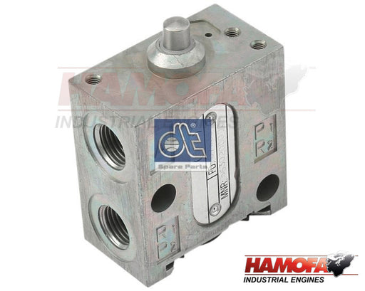 MAN 3/2-WAY VALVE 81.52185.6038 NEW