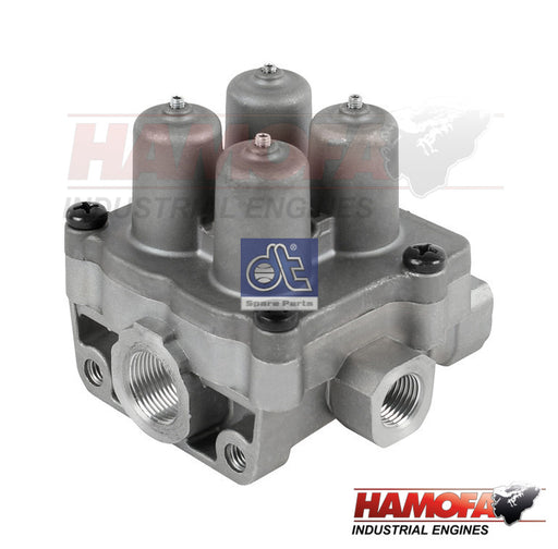 SCANIA 4-CIRCUIT-PROTECTION VALVE 1356635 NEW