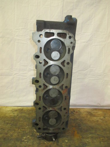 COMPLETE CYLINDER HEAD GMC 2.3L