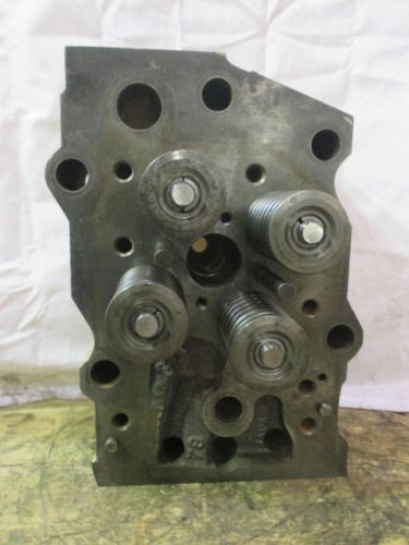 COMPLETE CYLINDER HEAD CUMMINS N14 SELLECT 1&2