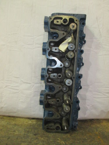 COMPLETE CYLINDER HEAD IHC 9.0L