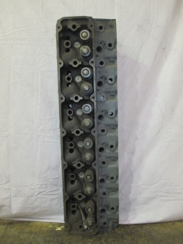 COMPLETE CYLINDER HEAD FORD 201304