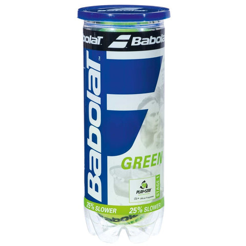 Babolat Green Tennis Ball 3-Pack