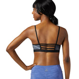 Women's Black Rebel Sports Bra