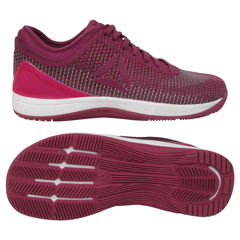 WOMENS R CROSSFIT NANO 8.0	TWISTED BERRY/TWISTED PINK/WHT/INFUSED LILACK