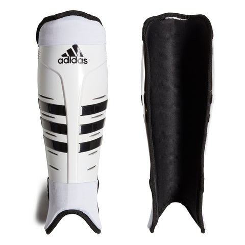 Hockey Shin Pad WhiteBlack