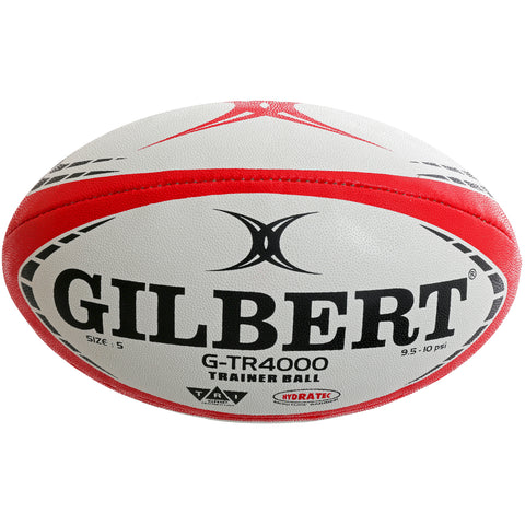 Gilbert GT-R 4000 Training Rugby Ball Size 4