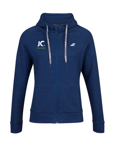 Sutton Churches TC Women's Exercise Full Zip Hood